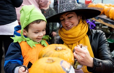 Spooktacular Speke event success with local community