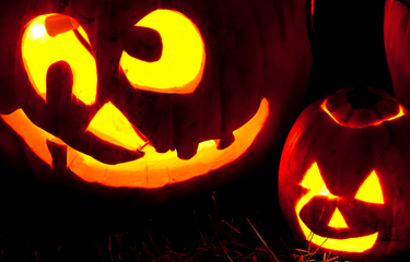 Get involved with our super spooky pumpkin carving comp!